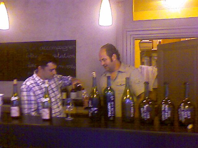Epicurea, fromages et vins à Poligny