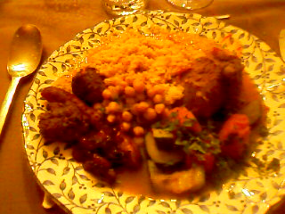 Couscous royal!